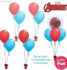 All Things Fun Basic Marvel Avengers Package