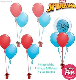 All Things Fun Basic Spider-man Package
