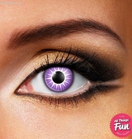 Funky Vision Starburst Cosmetic Lens - 90 Day