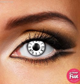 Funky Vision Tick Tock Cosmetic Lens - 90 Day