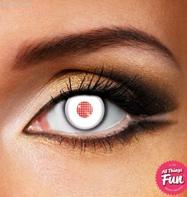 Funky Vision Humanoid Cosmetic Lens - 90 Day