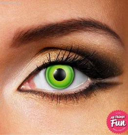Funky Vision Hulk Cosmetic Lens - 1 Day Wear