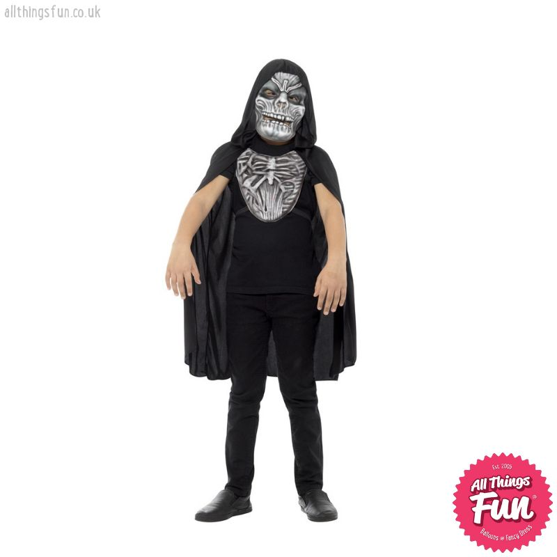 Smiffys Childs Grim Reaper Kit