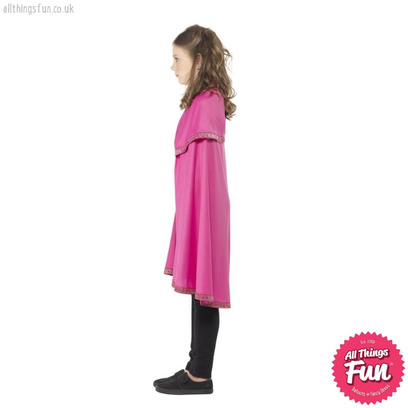 Smiffys Childs Pink Cape
