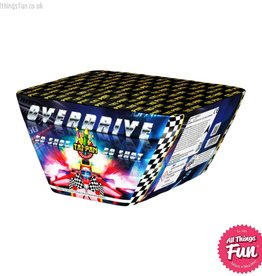 Taipan Fireworks Overdrive 50 Shot single