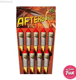 Taipan Fireworks Afterburner Taipan Full Flash Rockets single