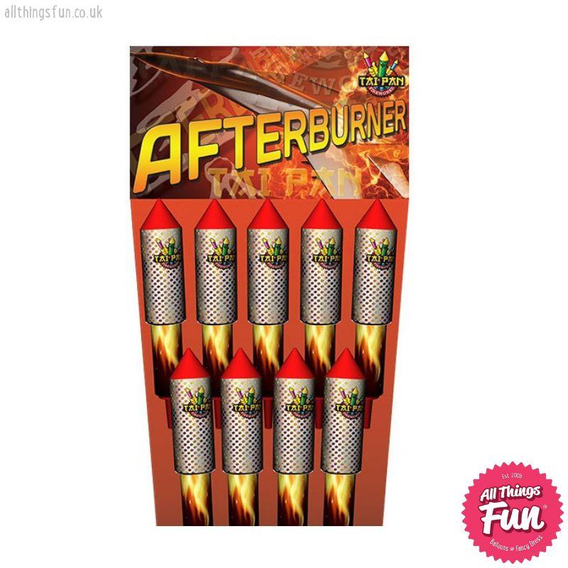 Taipan Fireworks Afterburner Taipan Full Flash Rockets single