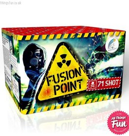 Absolute Fireworks Fusion Point - 71 Shot Single