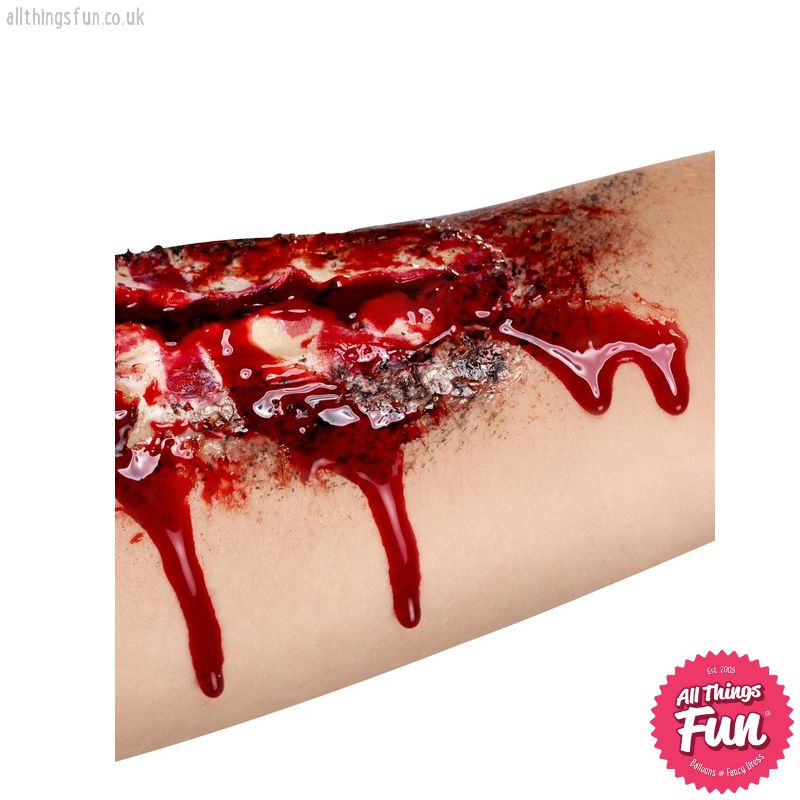 Smiffys Professional Style Red Gel Blood
