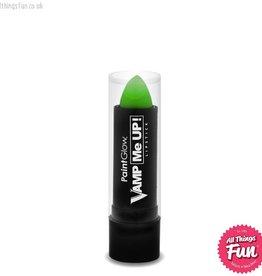 PaintGlow Vamp Me Up Lipstick Green