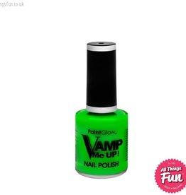 PaintGlow Vamp Me Up Nail Polish Green