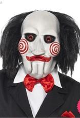 Smiffys Saw Jigsaw Mask