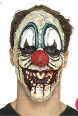Smiffys Deluxe Red Foam Latex Special FX Clown Prosthetic with Adhesive