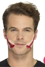 Smiffys *SP* Latex Stitched Smile Prosthetic with Adhesive