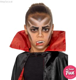 Smiffys Kids Halloween Vampire Make Up Kit