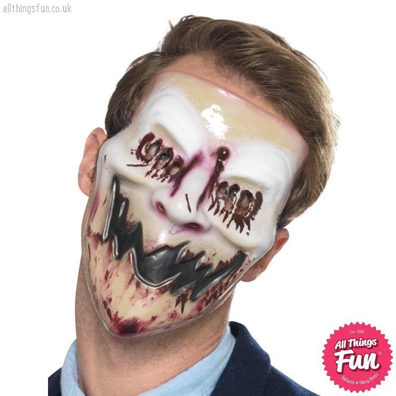 Smiffys Blood Smile Mask