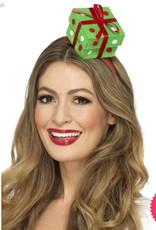 Smiffys Festive Present Headband