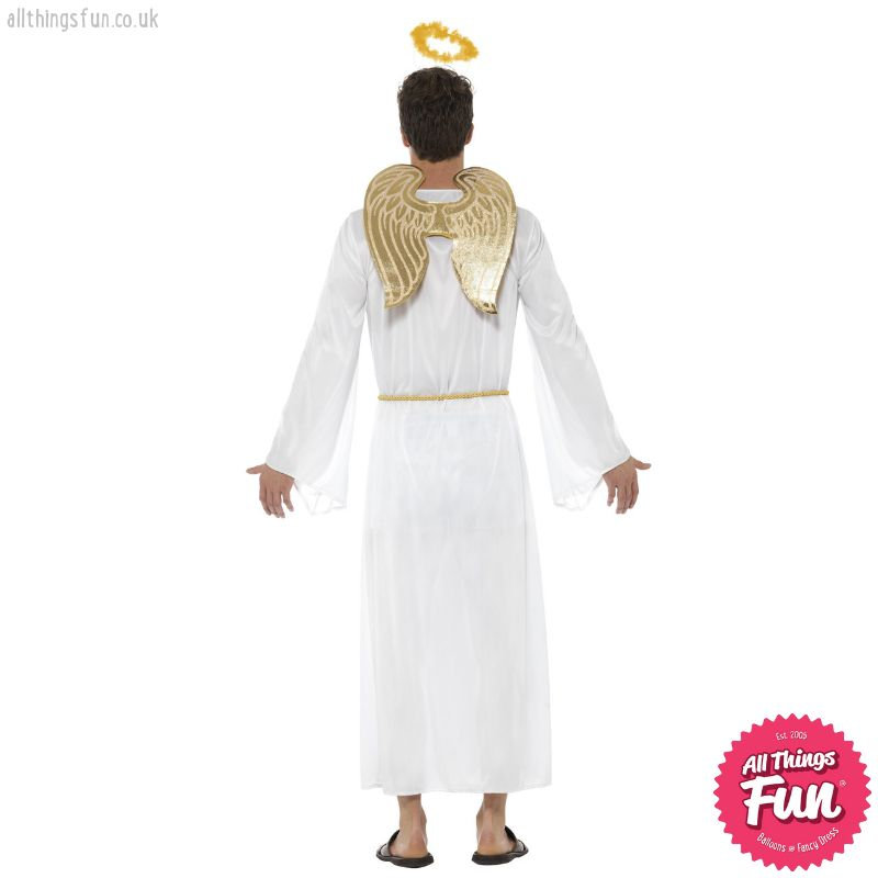 Smiffys Angel Gabriel Costume