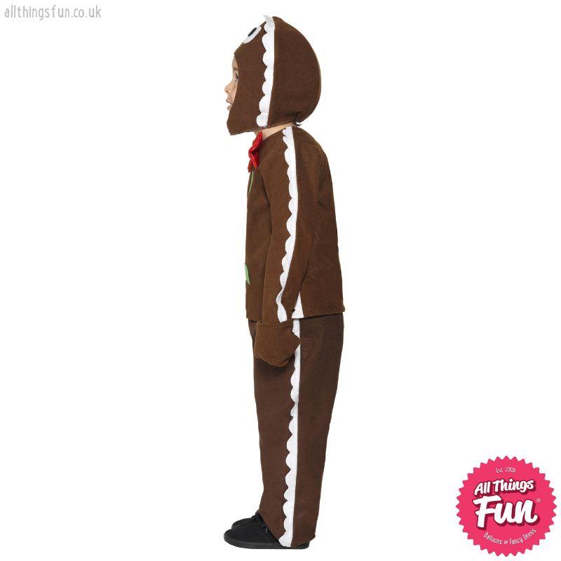 Smiffys Little Gingerbread Man Costume