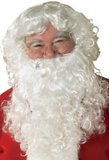 Rubies Masquerade Santa Beard & Wig Set