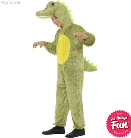 Smiffys Crocodile Costume