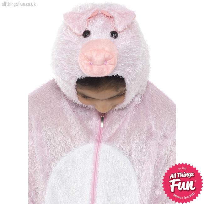 Smiffys Pig Costume