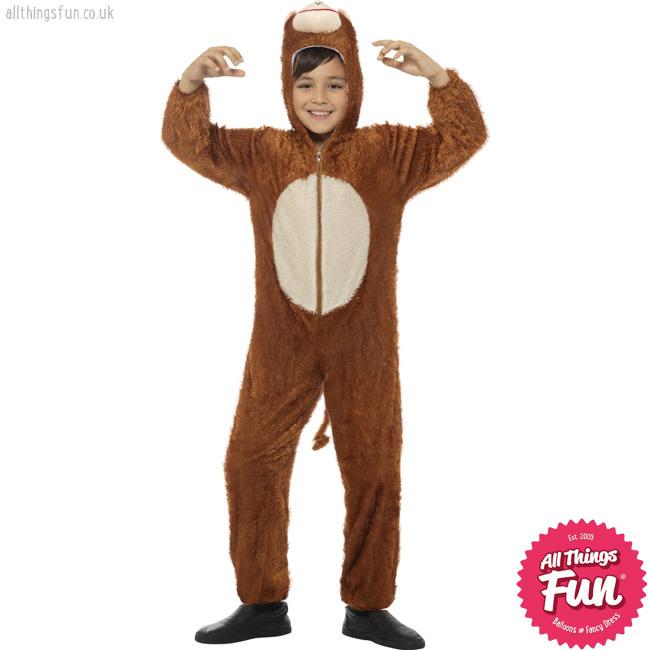 Smiffys Monkey Costume
