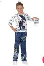 Smiffys David Walliams Deluxe Billionaire Boy Costume