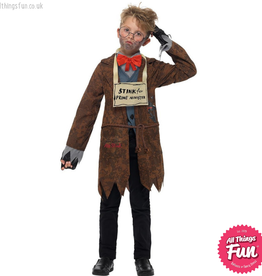 Smiffys David Walliams Deluxe Mr Stink Costume