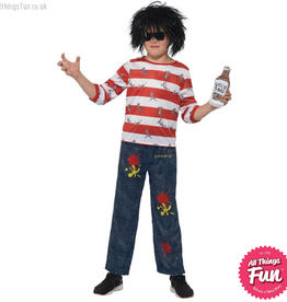 Smiffys David Walliams Deluxe Ratburger Costume