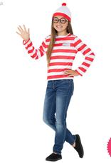 Smiffys Where's Wally? Child Instant Kit