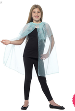 Smiffys *DISC* Blue Snowflake Cape