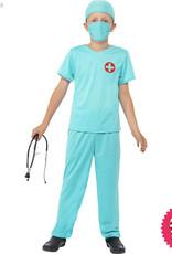 Smiffys Child's Surgeon Costume