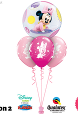 All Things Fun Disney Baby Minnie Bubble Layer