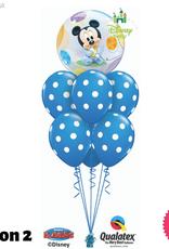 Baby Mickey Bubble Luxury