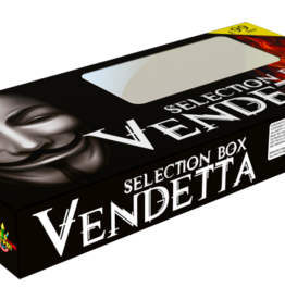 Taipan Fireworks Vendetta Selection Box