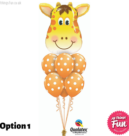 All Things Fun Giraffe Luxury