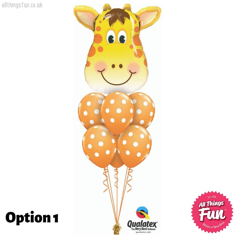 All Things Fun Giraffe Luxury