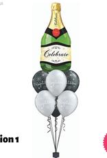 All Things Fun Celebrate Wine Bottle Luxury