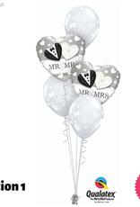 All Things Fun Mr & Mrs Classic