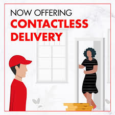 Contactless Morning Delivery Slot - 9:30 - 12:30