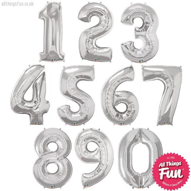 Personalised Jumbo Number