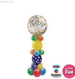 All Things Fun Party Time! Confetti Column