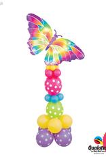 All Things Fun Butterfly Delight Polka Dot Column