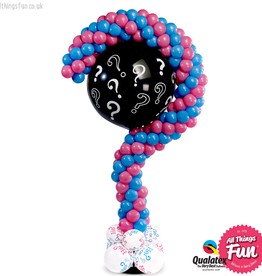 All Things Fun Gender Reveal Question Mark Column
