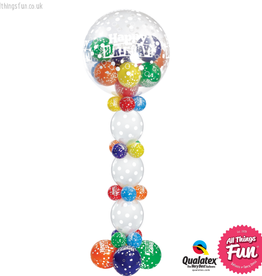 All Things Fun Birthday Confetti Gumball Giant Design