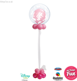 All Things Fun Disney Baby Minnie Celebration Bubble Design