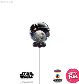 All Things Fun Star Wars Death Star Double Bubble Design