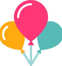 All Things Fun Balloon Order - Firmin