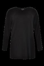 Yoek 8302645 Yoek trui zwart Basic